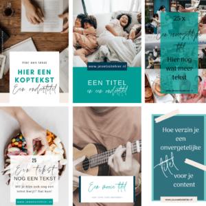 Online side hustle tips: start met het verkopen van templates