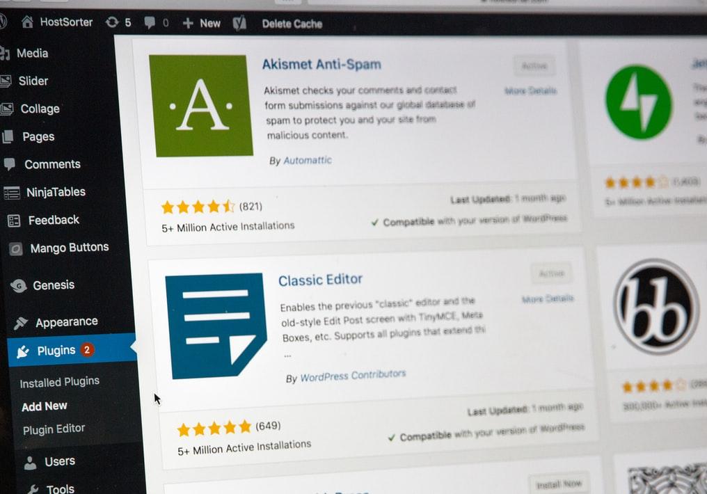 starten met bloggen - welke plugins heb je sowieso nodig?